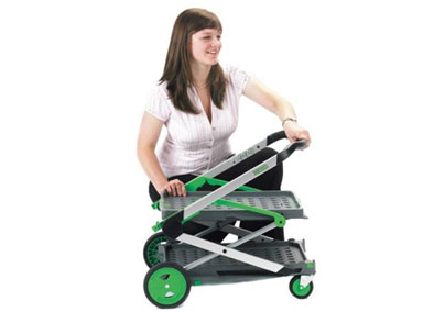 Folding the Clax Cart Trolley