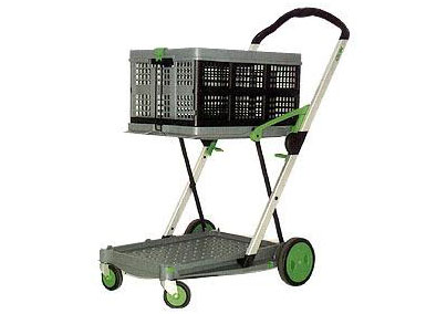 The Clax Cart Trolley upright