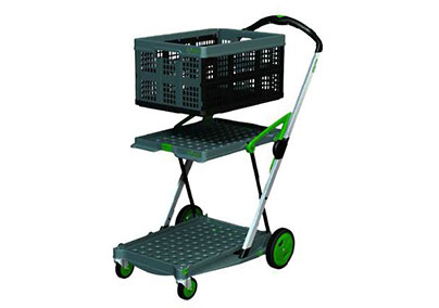 Clax Cart Trolley with Basket